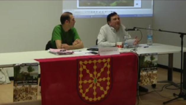 Conferencia en Azkoitia